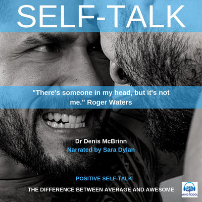 SELF TALK front cover