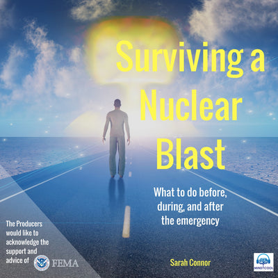 Surviving a Nuclear Blast front cover