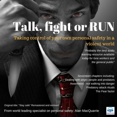 Talk, Fight or Run front cover