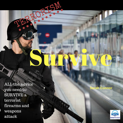 Terrorism: Survive front cover