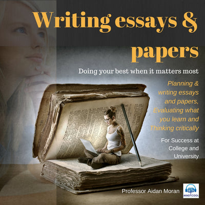 Writing Essays and Papers front cover