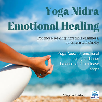 Yoga Nidra Emotional Healing front cover