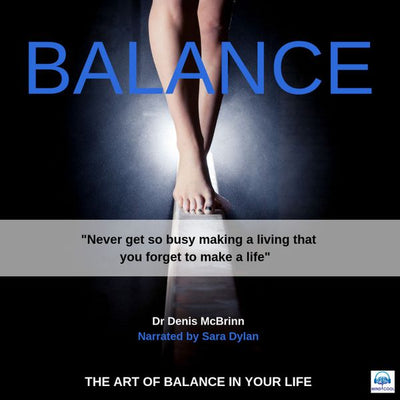 Balance front cover
