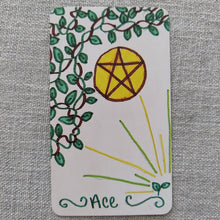 Load image into Gallery viewer, The Paige of Wands Tarot Deck