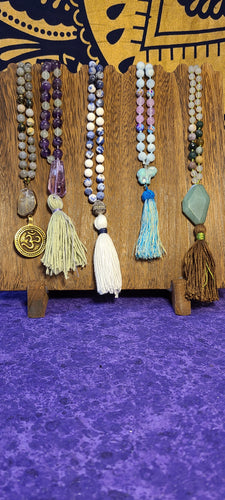 Mala Beaded Necklaces