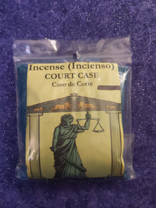 Incense for favorable court outcomes