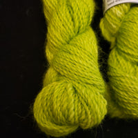 Pig Pen- Shrek alpaca yarn