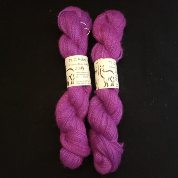 Lady - Picture It... alpaca yarn