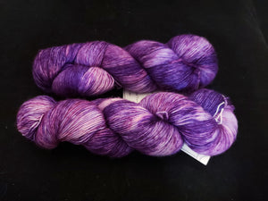 Pygmy Puff Ankaa Single Sock