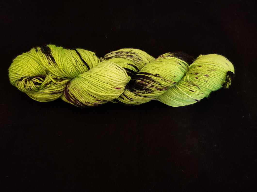Amuck! Amuck! Amuck! Polaris Sock Yarn