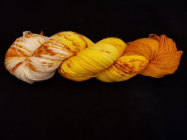 Ginger Newt Polaris Sock Yarn