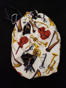 Musical Instruments Project Bag