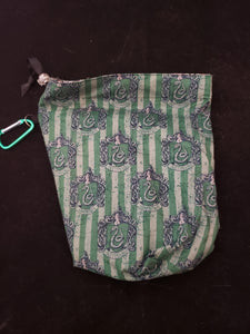 Slytherin Project Bag