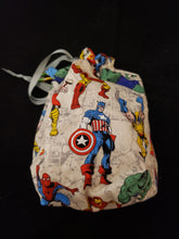 Load image into Gallery viewer, Avengers Project Bag