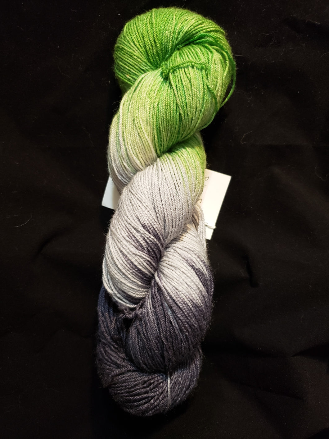 Slytherin Polaris Sock Yarn