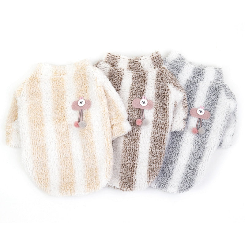 Celebrate For The World Dogs Sweater Teddy New Arrival