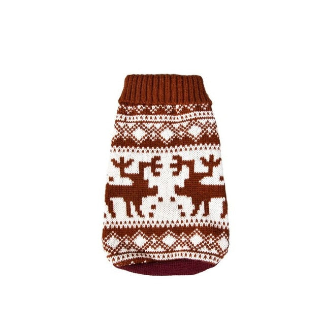 Imagine Pets Store Christmas Dog Sweater