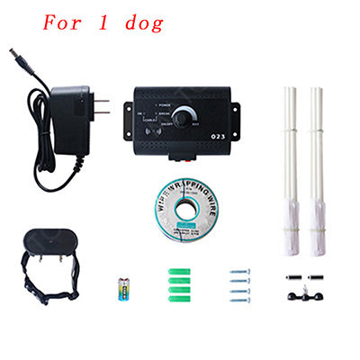 HoliterHome 023 Safety Pet Dog Electric Fence With Waterproof