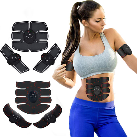 Muscle Stimulator Abdominal Muscle Exerciser