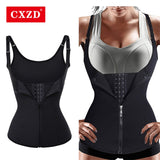 Women Waist Trainer Push Up Vest