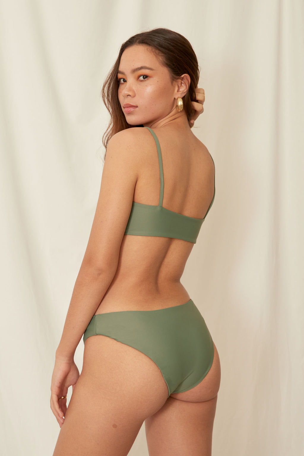 DIA BOTTOM   Olive