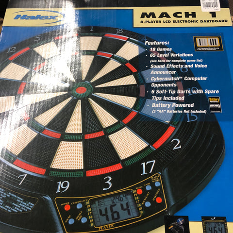 Electric Dartboard NEW