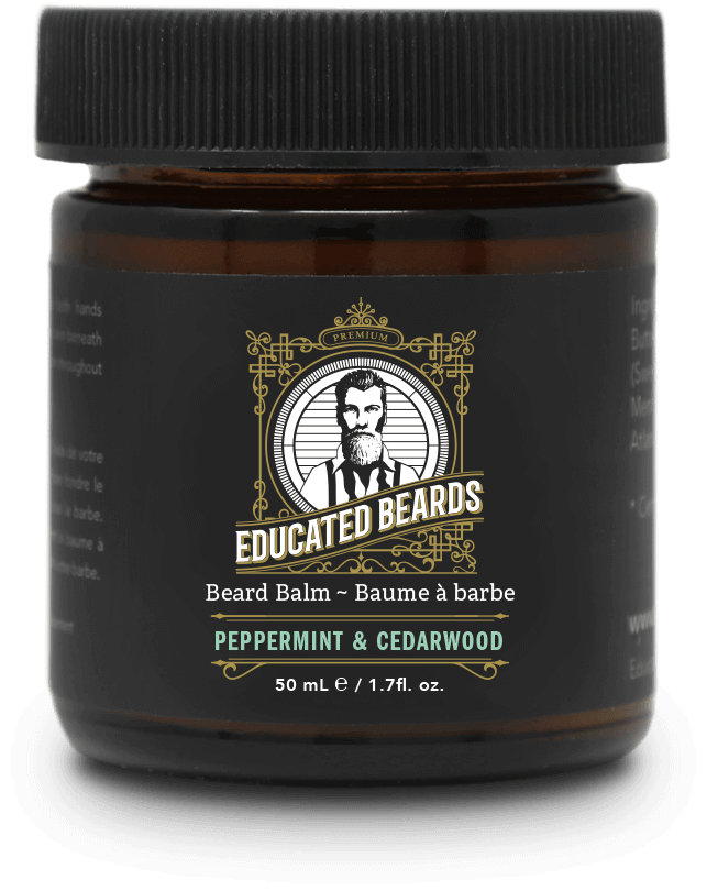 Bergamot & Grapefruit 50ml Beard Balm | Educated Beards