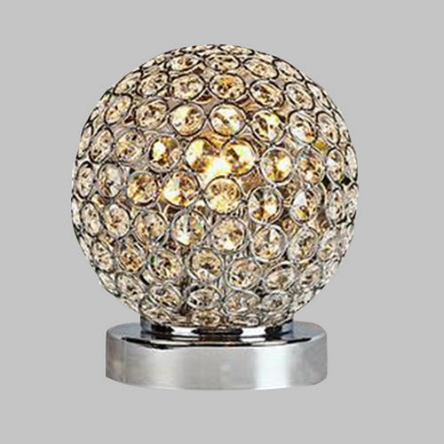 Crystal Novelty Modern/Contemporary Table Lamp For Metal Wall Light 110-120V 220-240V 40wW