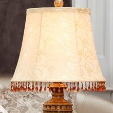 Load image into Gallery viewer, Simple Decorative Table Lamp For Bedroom Resin 220V