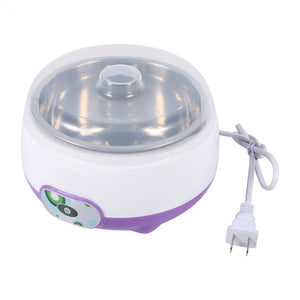 Automatic Stainless Steel Liner Yogurt Maker Machine Home DIY Yoghourt Container yoghurt beker kitchen appliances 220V 800ml