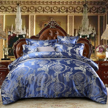 Load image into Gallery viewer, Claroom luxury comforter set Comfortable Bedding Set Solid color bed linens simplicity Duvet Cover Pillowcase 3Pcs (no sheet)