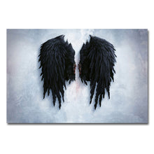 Load image into Gallery viewer, Modern Angel Wings Feather Wall Art Canvas Prints Paintings On The Wall Picture For Living Room Poster And Prints No Frame