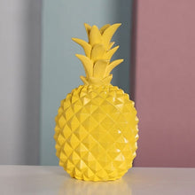Load image into Gallery viewer, Nordic Modern Home Decor Pineapple Ornament Synthetic Resin Craft Window Desktop  home decoracion  Europe  miniature figurines