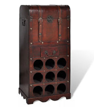 Load image into Gallery viewer, Wooden Classical Wine Rack