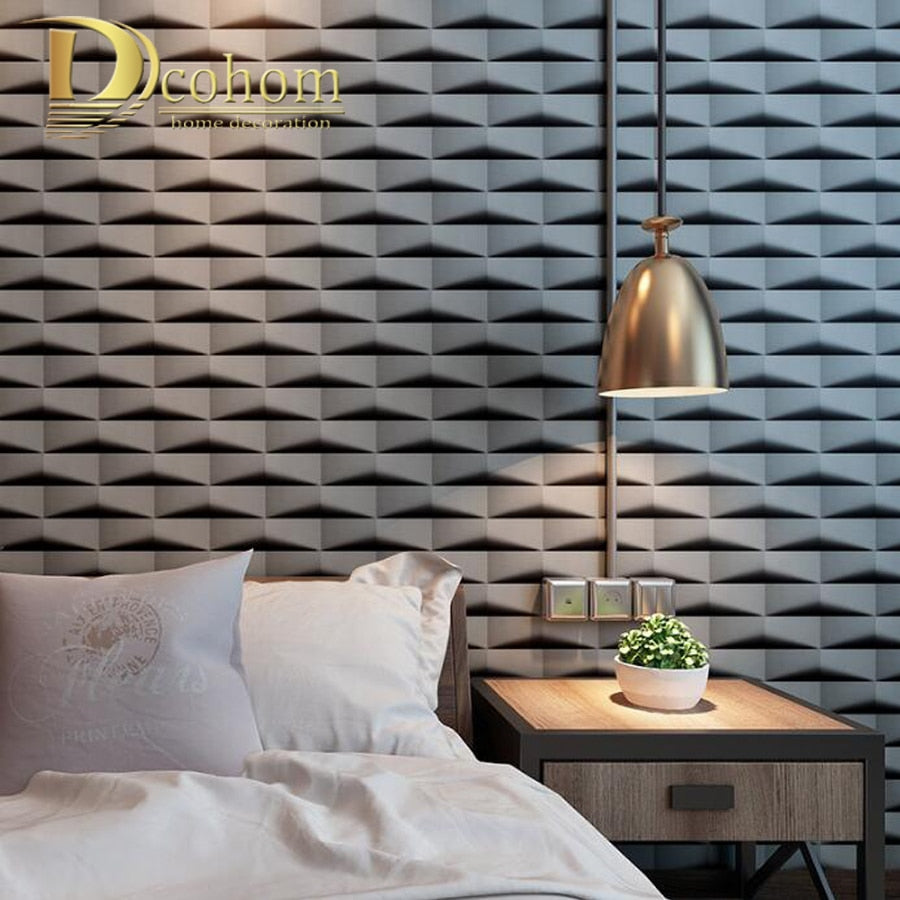 Lattice PVC Wall Paper