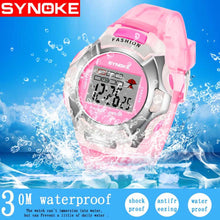 Load image into Gallery viewer, Children's Watch Luminous Waterproof Movement Boy Girl Universal Student Watch