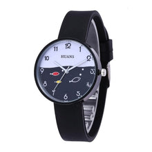 Load image into Gallery viewer, 2019New Silicone Jelly Candy Color Watch Student Watch Boys Girls Fashion Children's Kids Watches Cartoon Wrist Quartz Watch
