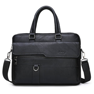 2019 New Style MEN'S Bag New Style One-Shoulder Handbag Cross-Style Briefcase Wholesale