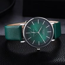 Load image into Gallery viewer, 2019 Top Brand Watch Quartz Watch Woman's High-end Blue Glass Life Waterproof Distinguished Clock Saat Relogio Feminino