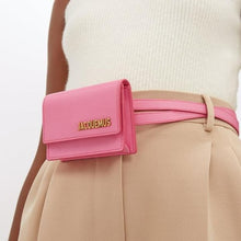 Load image into Gallery viewer, Waist Packs Famous Brand Bags Women PU Leather Ladies Handbag Luxury Designer Bag Messenger Crossbody Bags for Women Jacquemus