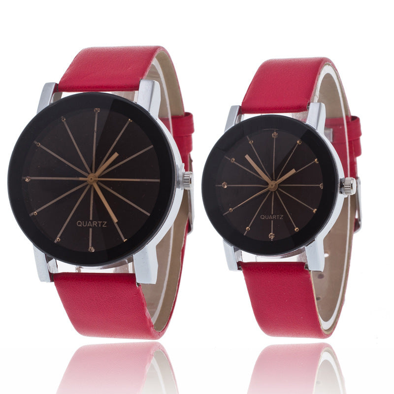 Meridian Lines Meteor Watch Fashion And Personality Watch Large Small Couple Watch Man's And WOMAN'S Watch