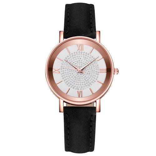 2020 Luxury Watches Quartz Watch Stainless Steel Dial Casual Bracele Watch Woman's Watch Fashion Simple Quartz Wristwatches