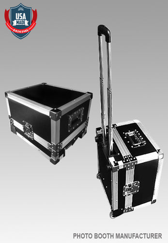 Hiti P520L Travel Road Case w/ Recessed Wheels