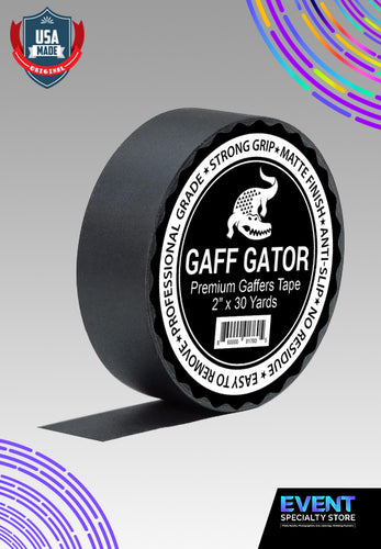 Gaff Gator Gaffer Tape 30 Yards