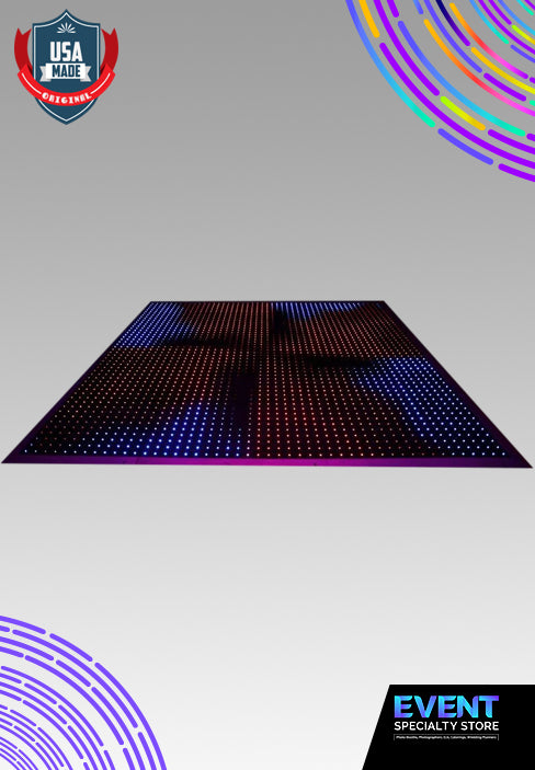 12ft x 12ft Wireless LED Starlit Dance Floors