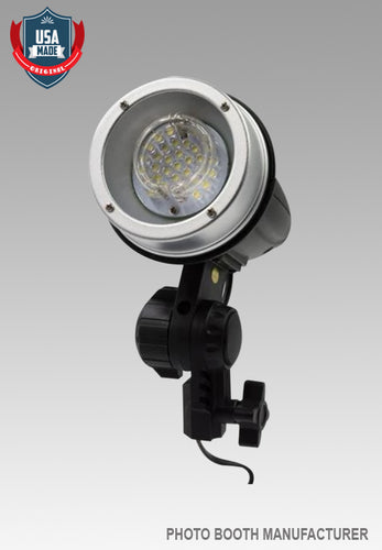 S-160 LED Continuous / Strobe Flash