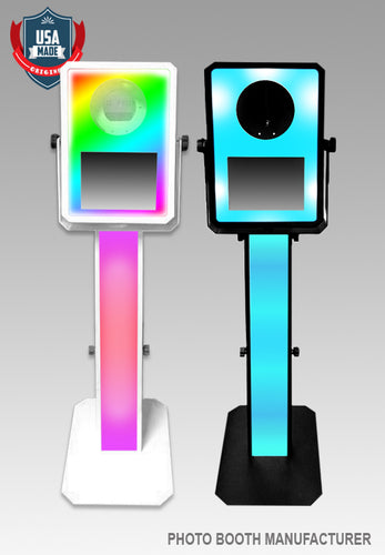 T12 Prism Photo Booth Shell