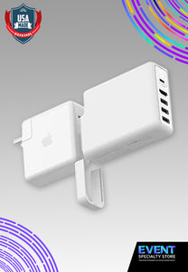 Outlet USB Adapter (3 USB 3.0 Port & HDMI Port)