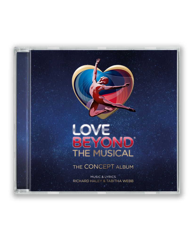 Love Beyond Concept CD (Front view)