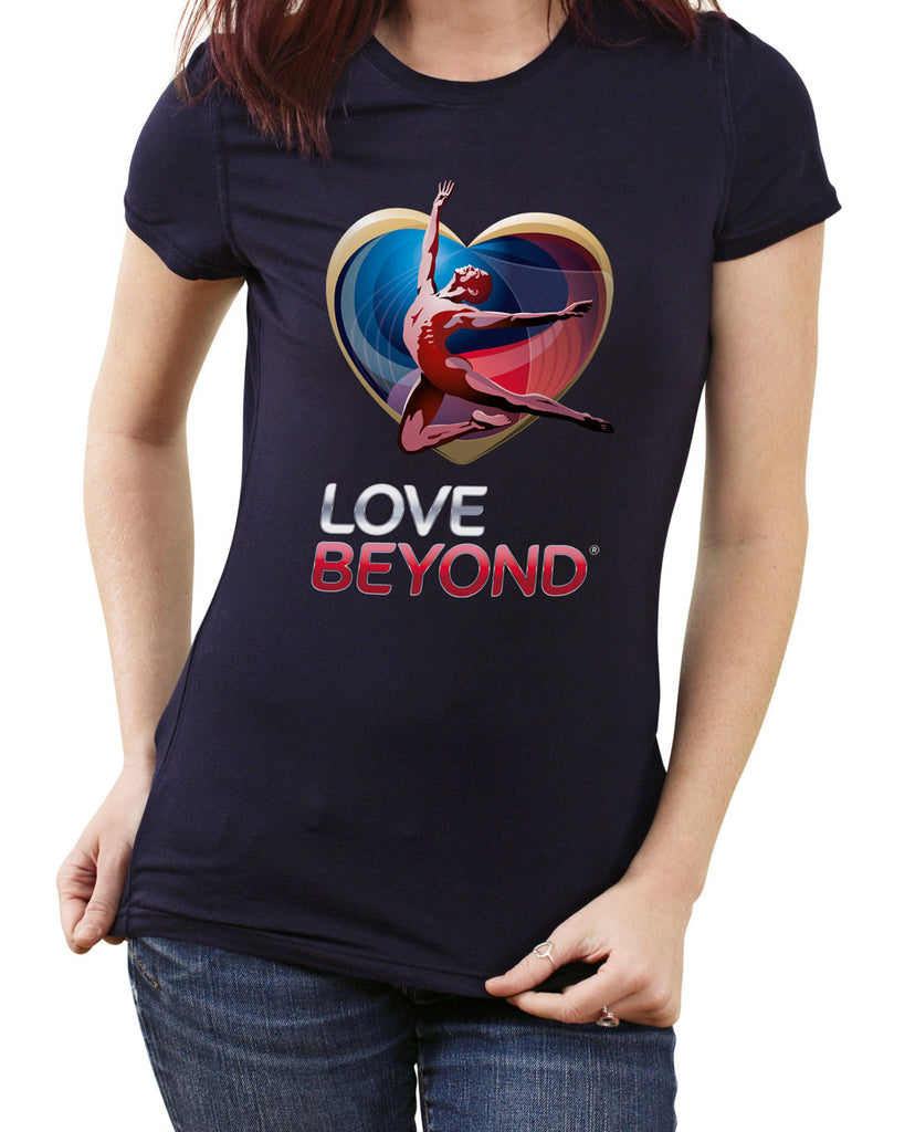 Love Beyond Ladyfit T-Shirt